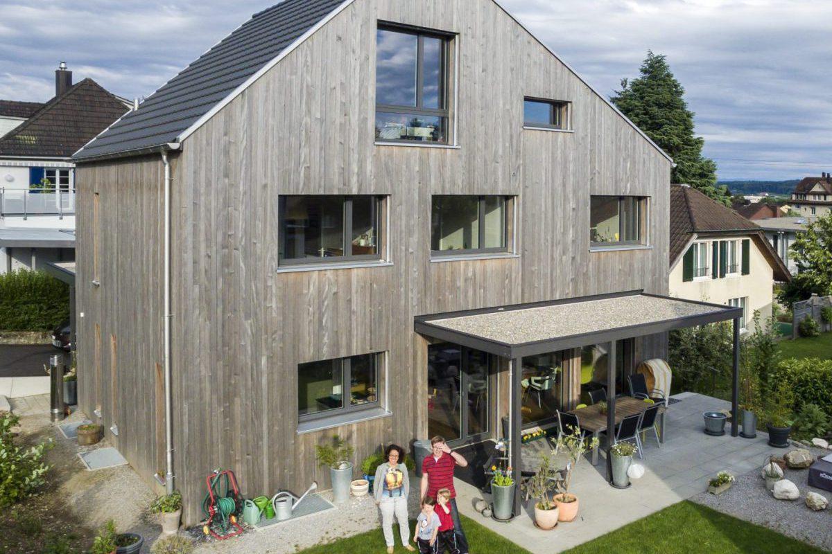 Einfamilienhaus Bellach