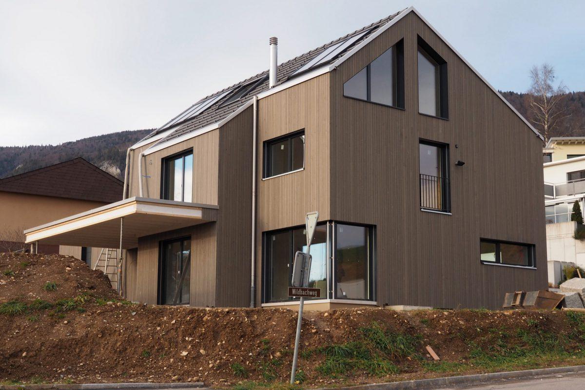 Einfamilienhaus Oberdorf