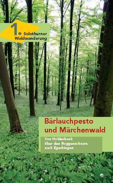 1. Bärlauchpesto und Märchenwald